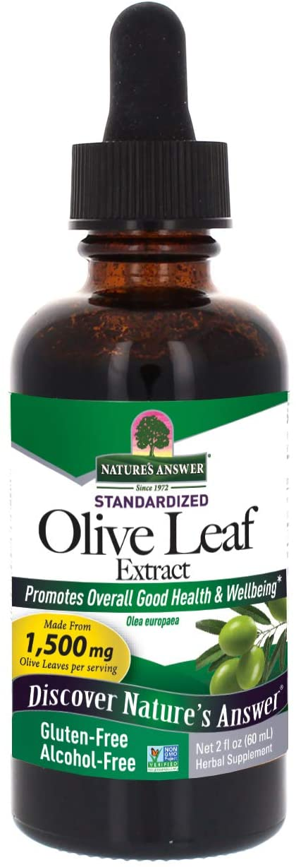 Nature's Answer - Olive Leaf Extract