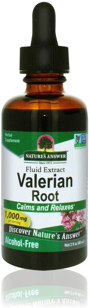 Nature's Answer - Valerian Root