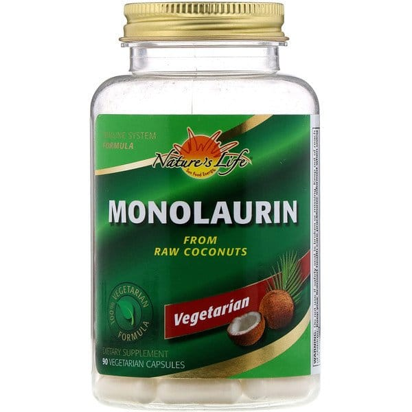 Nature's Life Monolaurin